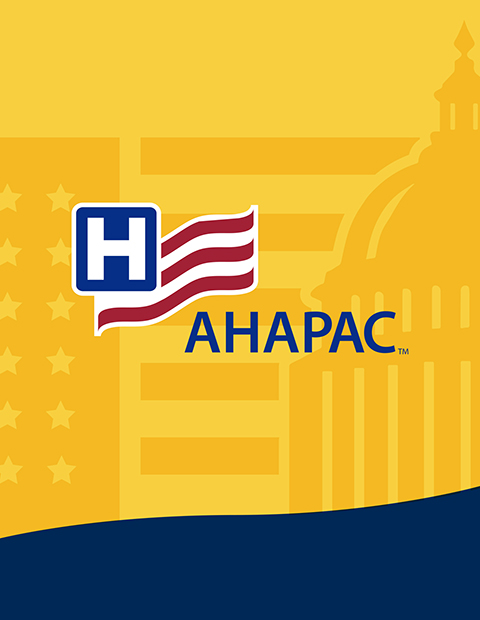 AHAPAC logo illustration
