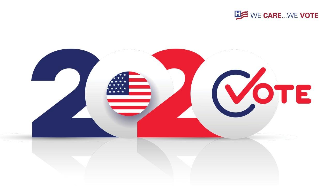 2020 Voter Registration Digital Toolkit We Care We Vote